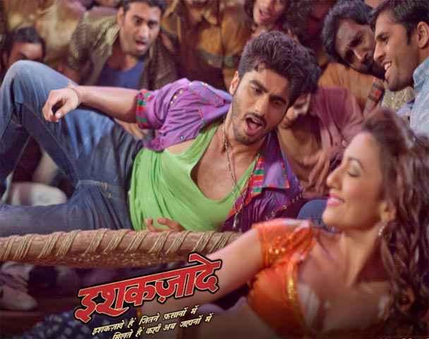 Ishaqzaade Chokra Jawaan Song Stills