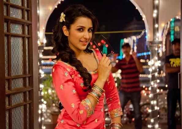 Ishaqzaade Parineeti Chopra In Song Stills