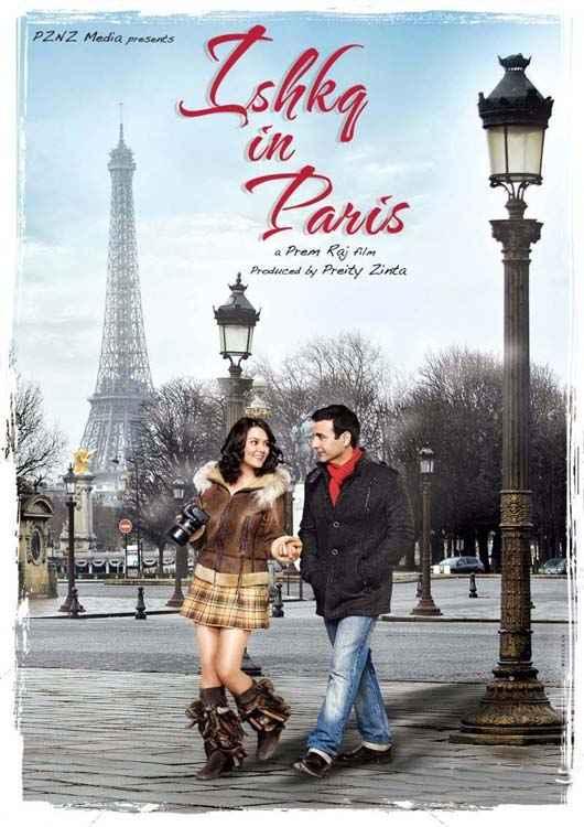 Ishkq In Paris Wallpaper Poster