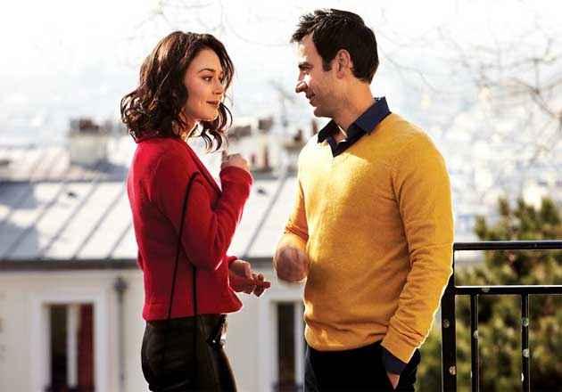 Ishkq In Paris Preity Zinta Gaurav Chanana in Romantic Scene Stills