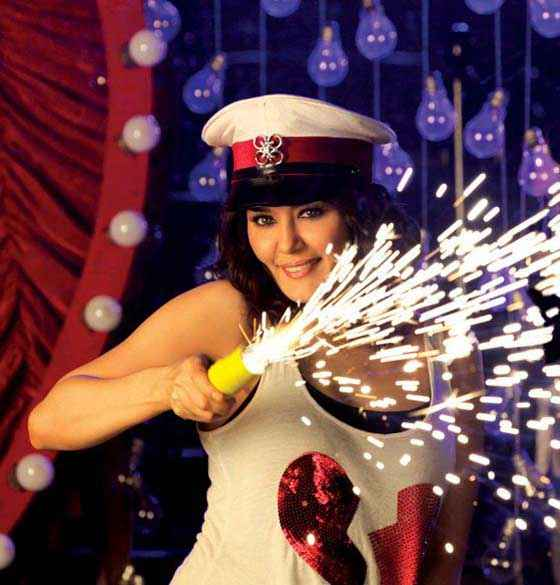 Ishkq In Paris Preity Zinta Hot Pics Stills