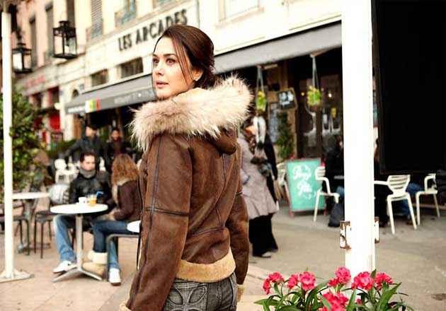 Ishkq In Paris Preity Zinta Photos Stills