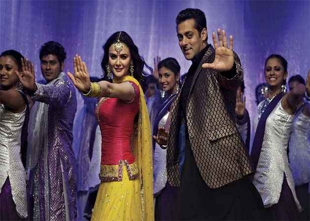Ishkq In Paris Preity Zinta Salman Khan Stills