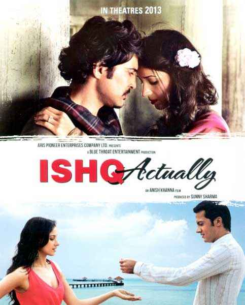 Ishq Actually Wallpaper Poster