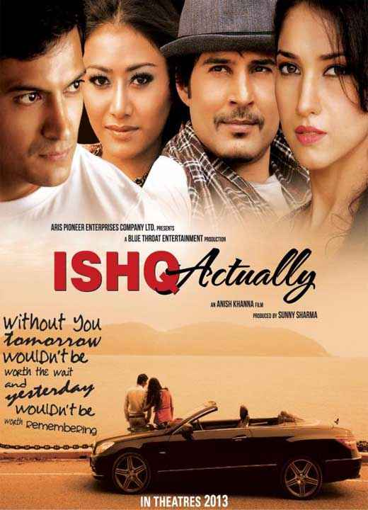 Ishq Actually Poster