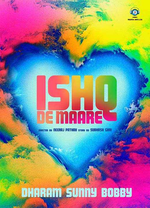 Ishq De Maare  Poster