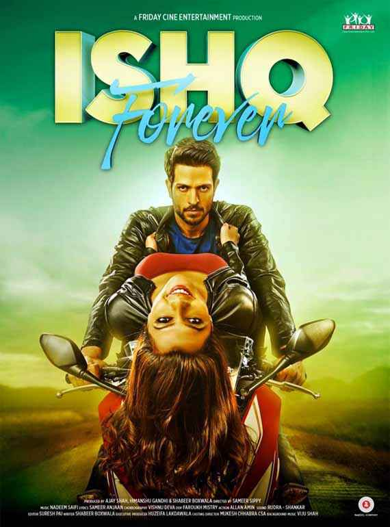 Ishq Forever Image Poster