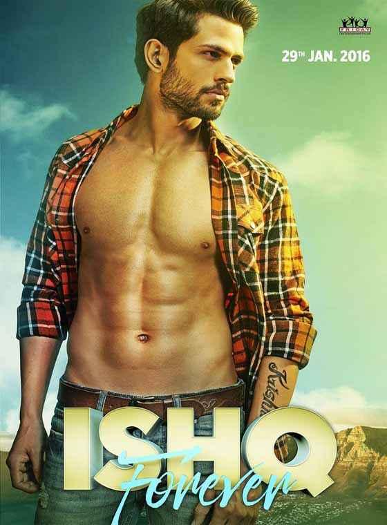 Ishq Forever Krishna Chaturvedi Poster