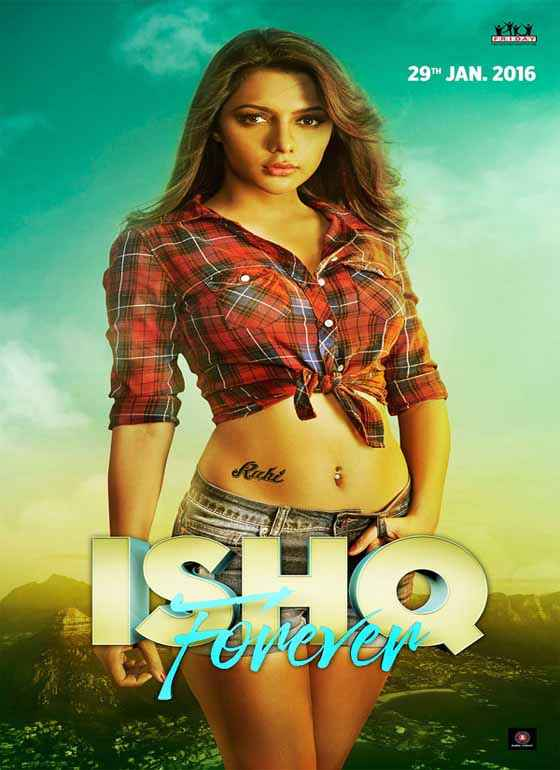 Ishq Forever Ruhi Singh Sexy Poster