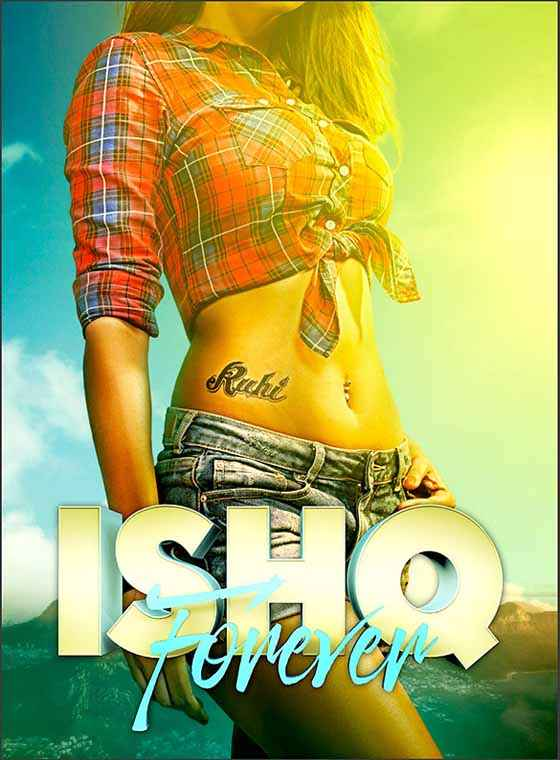 Ishq Forever Ruhi Singh Poster