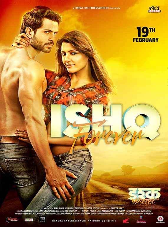 Ishq Forever Wallpaper Poster