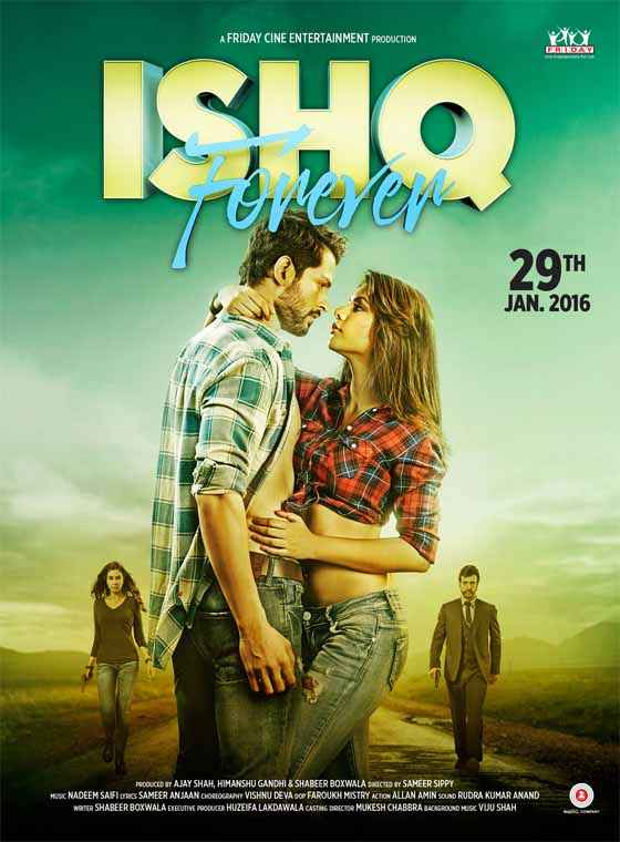 Ishq Forever  Poster
