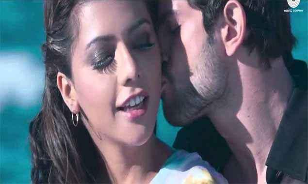 Ishq Forever Krishna Chaturvedi Ruhi Singh Romantic Scene Stills