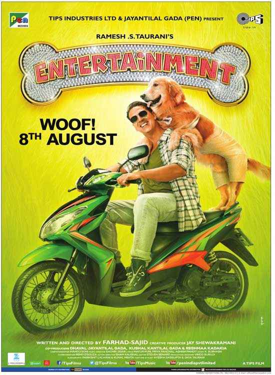 Its Entertainment Image Poster