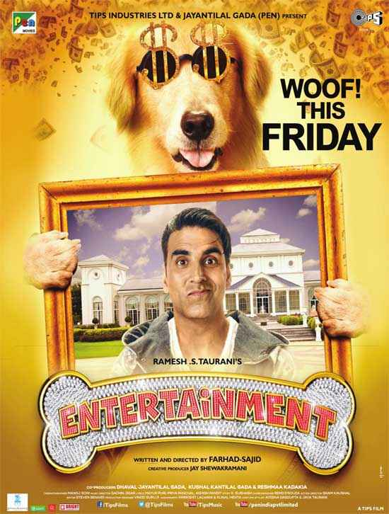 Its Entertainment Picture Poster