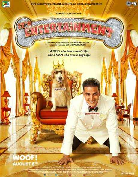 Its Entertainment  Poster