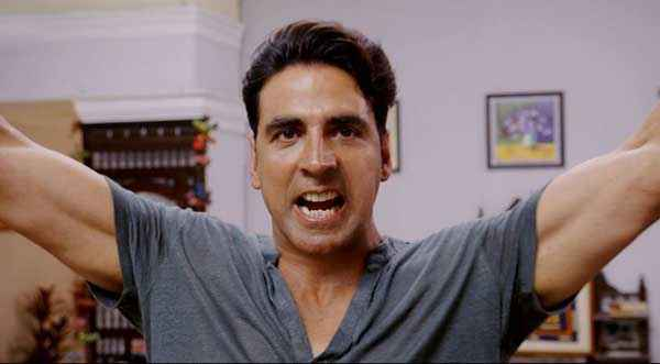 Its Entertainment Akshay Kumar In T-Shirt Stills