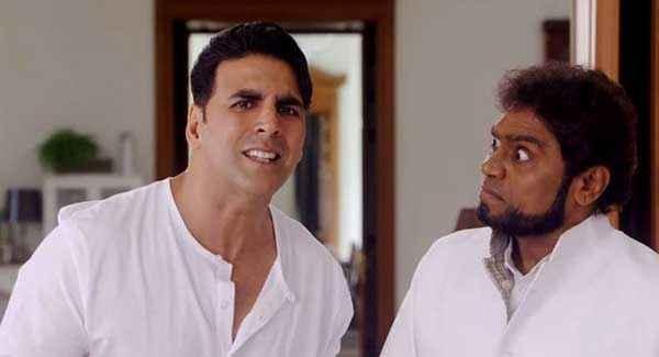 Its Entertainment Akshay Kumar Johnny Lever Stills