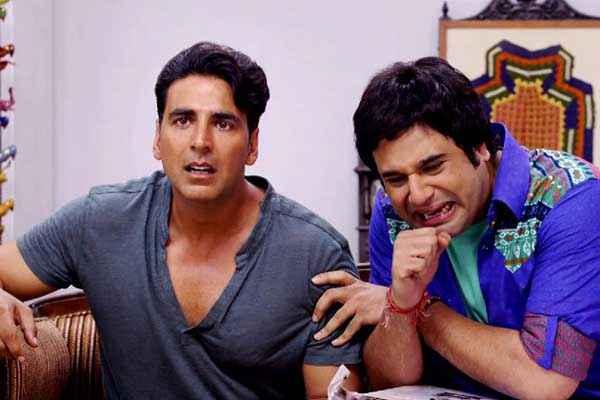 Its Entertainment Akshay Kumar Krishna Abhishek Stills