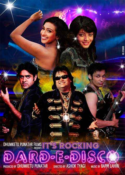 Its Rocking Dard-E-Disco Images Poster