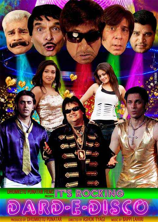 Its Rocking Dard-E-Disco  Poster