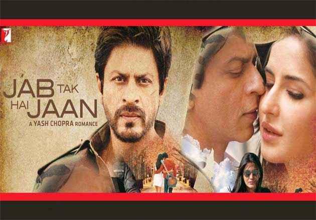 Jab Tak Hai Jaan Images Poster