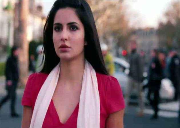 Jab Tak Hai Jaan Katrina Kaif Hot Pics Stills