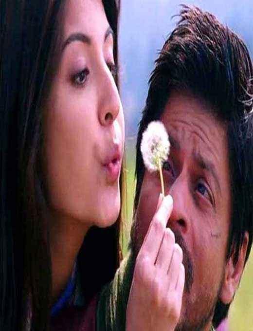 Jab Tak Hai Jaan Shahrukh Anushka Images Stills