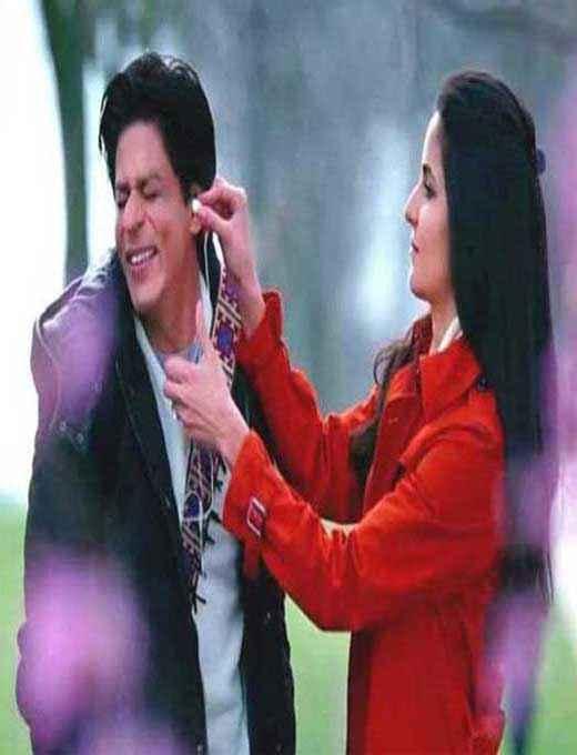 Jab Tak Hai Jaan Shahrukh Katrina Photos Stills