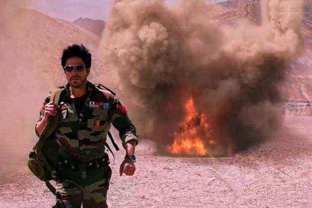 Jab Tak Hai Jaan Shahrukh Khan Image Stills