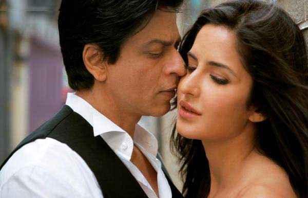Jab Tak Hai Jaan Shahrukh Khan Katrina Kaif Romance Stills