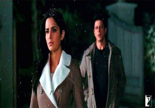 Jab Tak Hai Jaan Shahrukh Khan Katrina Kaif Serious Scene Stills