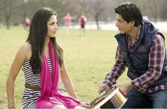 Jab Tak Hai Jaan Shahrukh Khan Katrina Kaif Stills