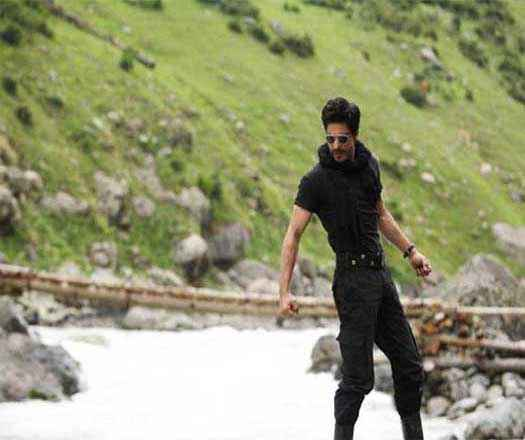 Jab Tak Hai Jaan Shahrukh Khan Photo Stills