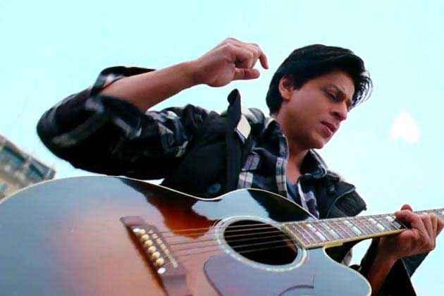 Jab Tak Hai Jaan Shahrukh Khan Pics Stills