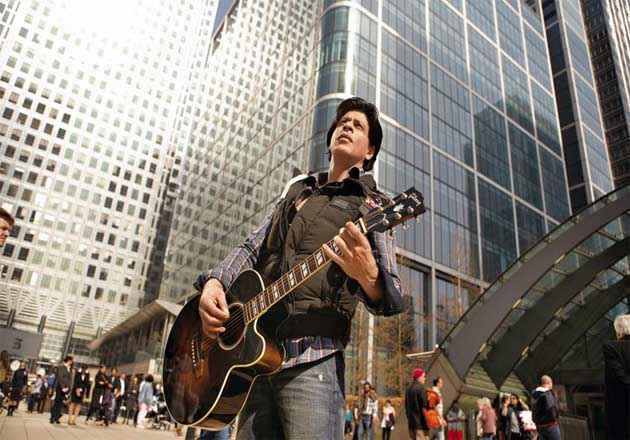 Jab Tak Hai Jaan Shahrukh Khan Wallpapers Stills
