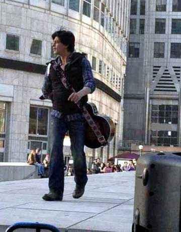 Jab Tak Hai Jaan SRK Photos Stills
