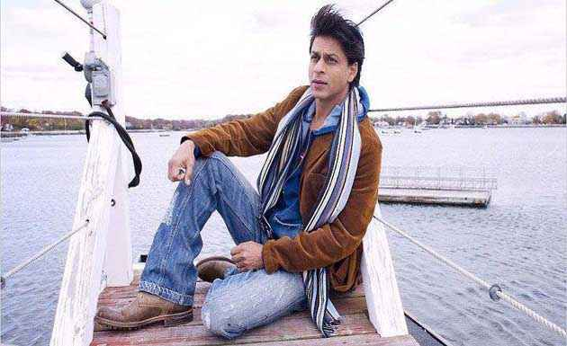 Jab Tak Hai Jaan SRK Wallpaper Stills