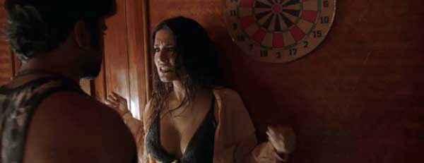 Jackpot 2013 Sachiin Joshi Sunny Leone Hot Scene Stills