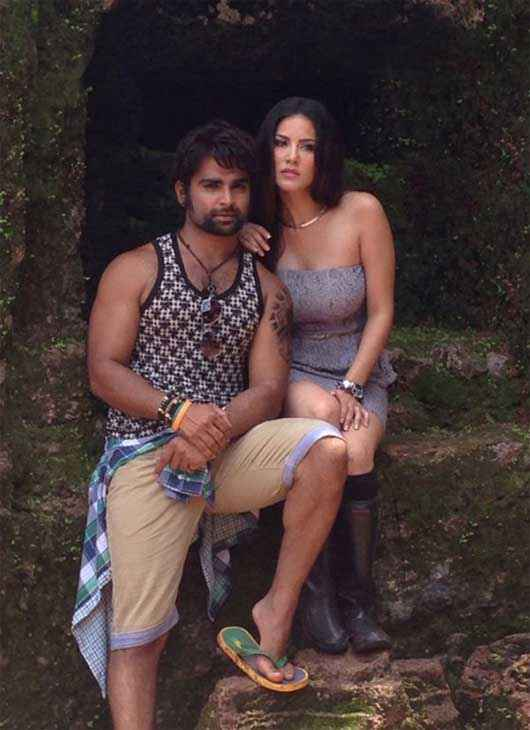 Jackpot 2013 Sachiin Joshi Sunny Leone Hot Stills