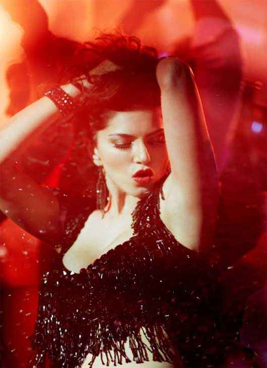 Jackpot 2013 Sunny Leone Hot Dance Stills