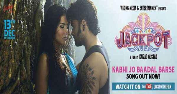 Jackpot 2013 Sunny Leone Sachiin Joshi In Kabhi Jo Baadal Barse Song Stills