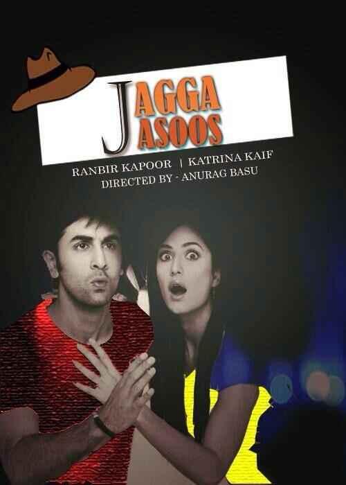 Jagga Jasoos First Look Poster