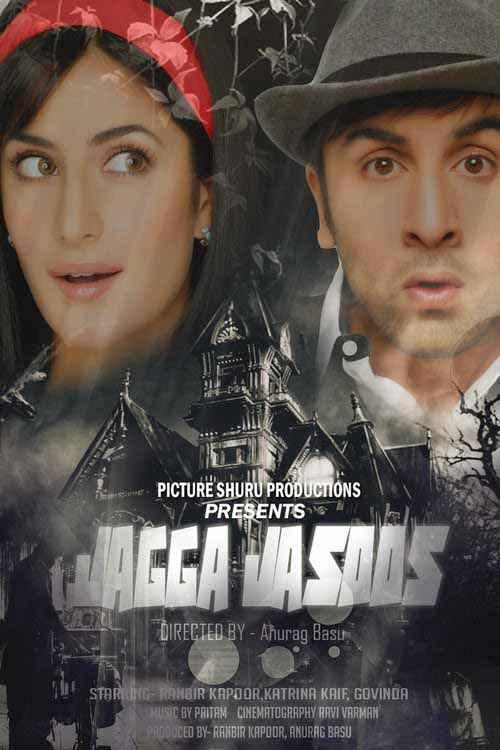Jagga Jasoos Image Poster