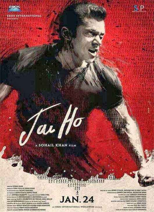 Jai Ho 3D Poster