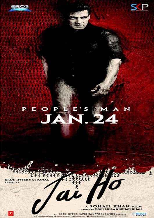 Jai Ho Image Poster