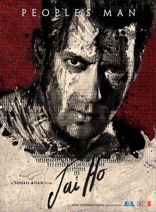 Jai Ho New Poster
