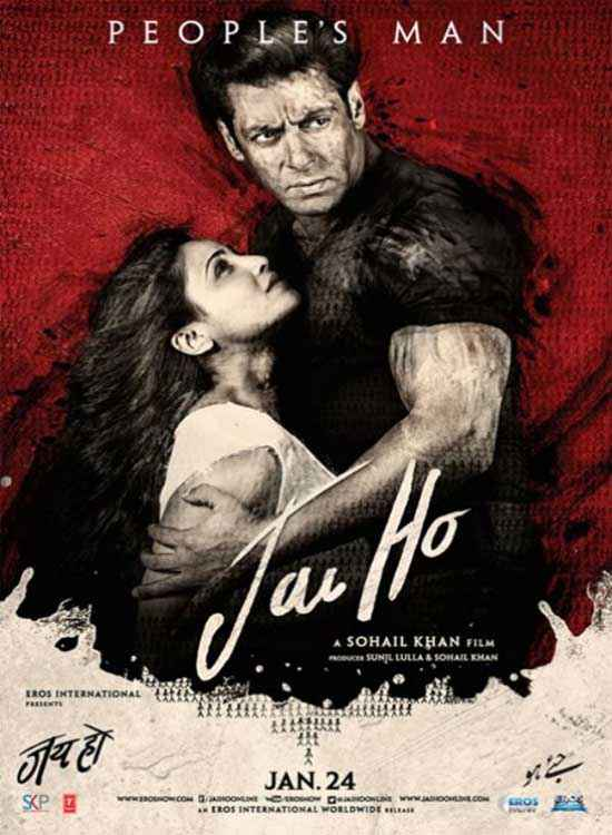 Jai Ho Photo Poster