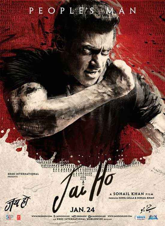 Jai Ho Pics Poster