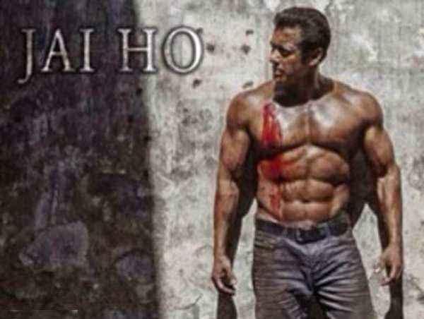 Jai Ho Salman Khan Body Poster